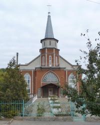 Церковь Надежда Евангельских Христиан Баптистов в г.Полтава
