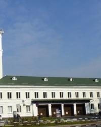 Пожарная часть №1 (Полтавская каланча с часами) в г.Полтава