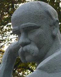 Памятник Шевченко Т.Г. в г.Полтава