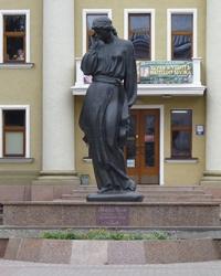 Пам'ятник Марусі Чурай в м. Полтава