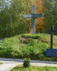 Пам'ятний знак Голодомору (1932-33 років) у м.Полтава