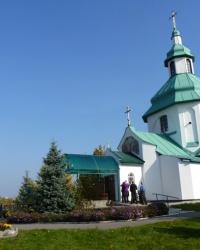 Церковь Покрова Пресвятой Богородицы в г.Полтава