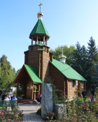 Свято-Серафимовский храм в г.Полтава