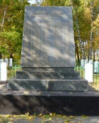 Памятник воинам-землякам 1941-1945гг. в с.Мачехи
