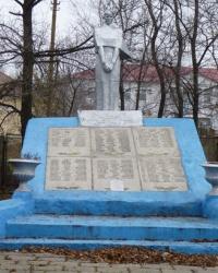 Братская могила (2) в с.Новопетровка (Запорожский р-н)