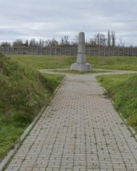 Редут (3) на поле Полтавской битвы