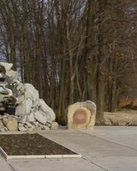 Памятник участникам боевых действий в г.Первомайский
