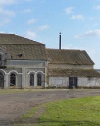 Златоустовская мельница 1912 года постройки в с. Златоустовка
