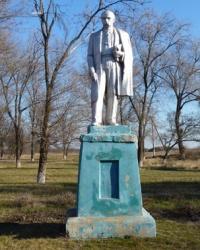 Памятник Т.Г.Шевченко в с.Жовтневое, Софиевский р-он