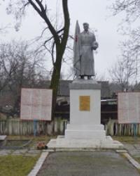 Братская могила в пгт.Щорск