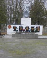 Братская могила в с.Саевка (Пятихатский р-н)