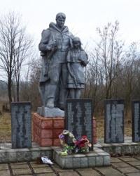 Памятник воинам-односельчанам в с.Грушеватка