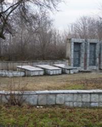 Братская могила в с.Красноивановка (Пятихатский р-н)