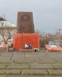 Братская могила в с.Николаевка (Софиевский р-н)