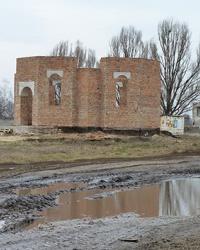 Свято-Покровский храм в с.Елизаветовка