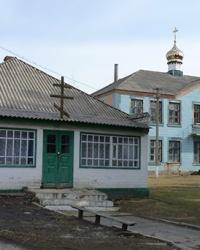 Свято-Миколаївська церква у с. Куцеволівка