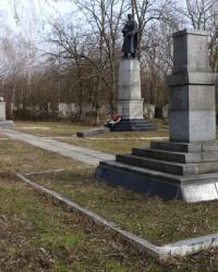Мемориальный комплекс в г.Светловодск