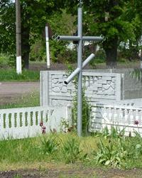 Пам'ятний знак Голодомору (1932-33 років) у с. Приют