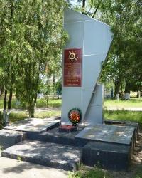 Памятник воинам-односельчанам в с. Разумовка
