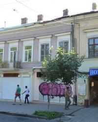 Доходный дом Тиктина (1820 год), Александровский проспект, 5 в г. Одесса