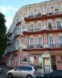 Доходный дом Гагарина по ул. Екатерининская, 2 в г. Одесса