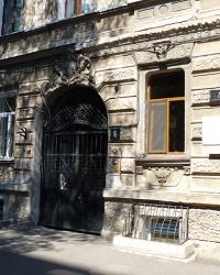 Дом Руссова (1890 год), ул. Торговая, 6 в г. Одесса