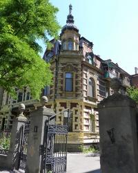 Дом Фальц-Фейна (1899 год), ул. Гоголя, 5 в г. Одесса