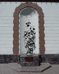 Свадебный камень в г. Одесса