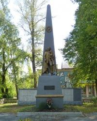 Обеліск Слави у с. Красносілля
