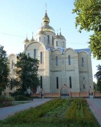 Свято-Михайловский кафедральный собор в г. Черкассы