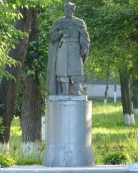 Памятник Богдану Хмельницкому в г.Черкассы
