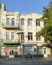 Будинок Тиверовських (1912 рік) у м. Черкаси