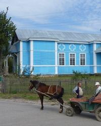 Свято-Успенская церковь Пресвятой Богородицы (1903 года) в с. Грушковка