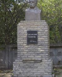 Пам'ятник Тарасу Шевченко у с. Мельники