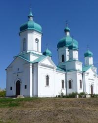 Храм Святителя Василия Великого в пгт. Вишневое