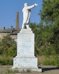"""Памятник В.И. Ленину (ж\м """"Северный"""") в г. Днепропетровск"""