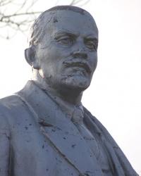 Памятник Ленину в пгт. Славгород