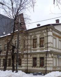 Особняк семьи Эзау, ул. Комсомольская, 66 в г. Днепропетровск