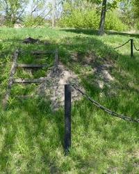 Пам'ятний знак Голодомору (1932-33 років) у с. Черняхівка
