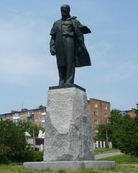 Пам'ятник Шевченку Т.Г. (1981 р.) в Умані
