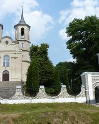 Костел Ясногорської Пресвятої Діви Марії - Матері Церкви в смт. Сатанів