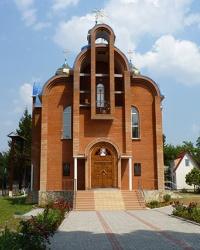 Храм Воскресіння Христового в смт. Сатанів