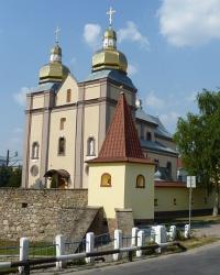 Монастир та костел кармелітів (1617 р.) в м. Теребовля