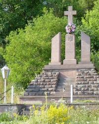 Пам'ятник «Борцям за Волю України» в с. Застіноче