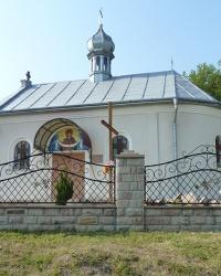 Греко-католицька церква св. Миколая в с. Застіноче