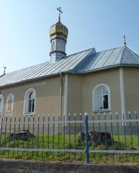 Українська автокефальна незалежна церква-костіл в с. Застіноче