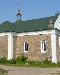 Костел Непорочного Зачаття Пресвятої Діви Марії (1895 р.) в с. Острівець