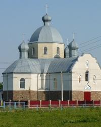 Церква Покрови Пресвятої Богородиці в с. Хмелівка
