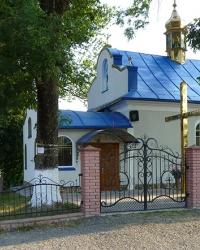 Церква різдва пресвятої Богородиці с. Підзамочок