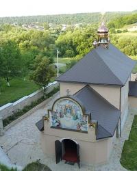 Церква Св. Онуфрія (1768 р.) в с. Рукомиш